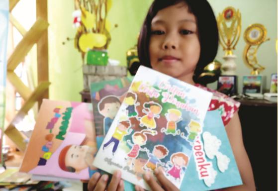 Dari Kitir Cerita Anak TL Terbitkan Delapan Buku 1
