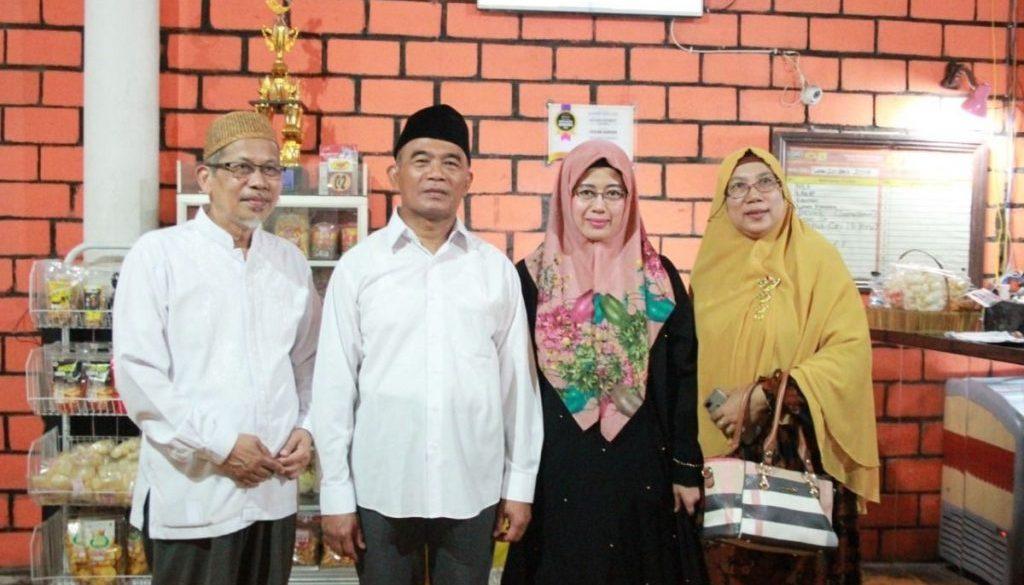 Mendiknas Muhajir Ajak Silaturahmi Anak Panti Muhammadiyah