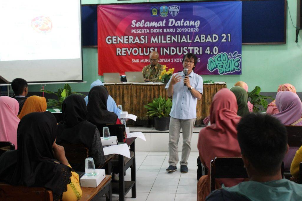 Ingat Allah Peserta Parenting SMK Muda Berderai Air Mata 2