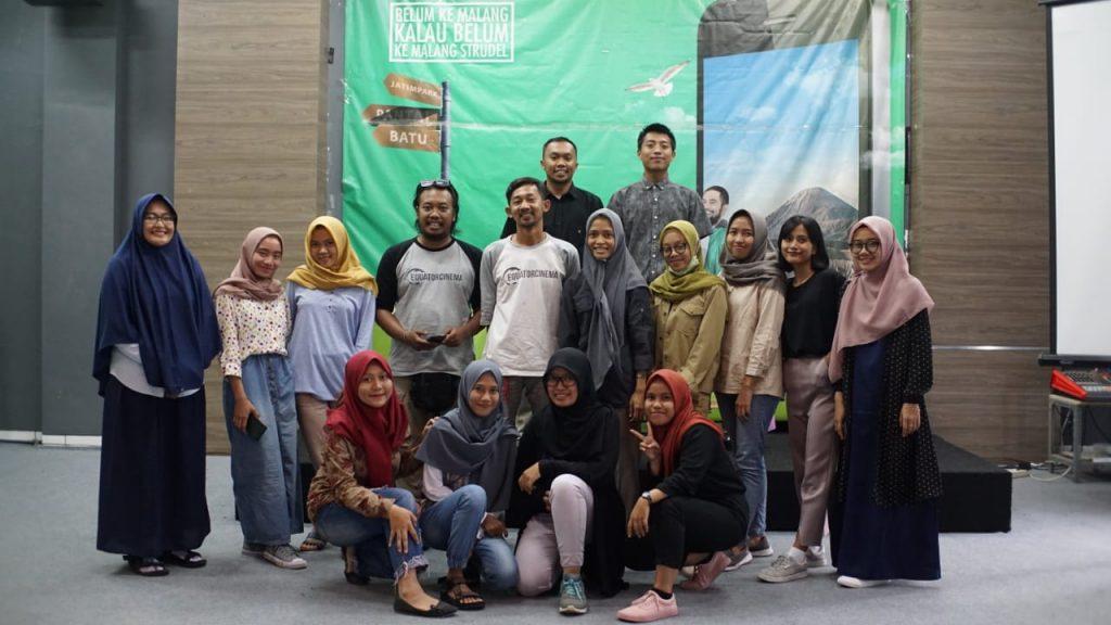 Selamatkan Hutan Konservasi Berbasis Lokal Wisdom Lewat Film 1