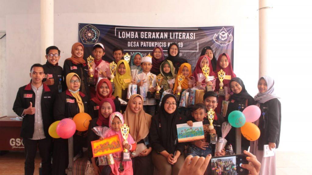 Garap Literasi Tujuh Sekolah KKN 19 UMM Gelar Lomba Puisi 2