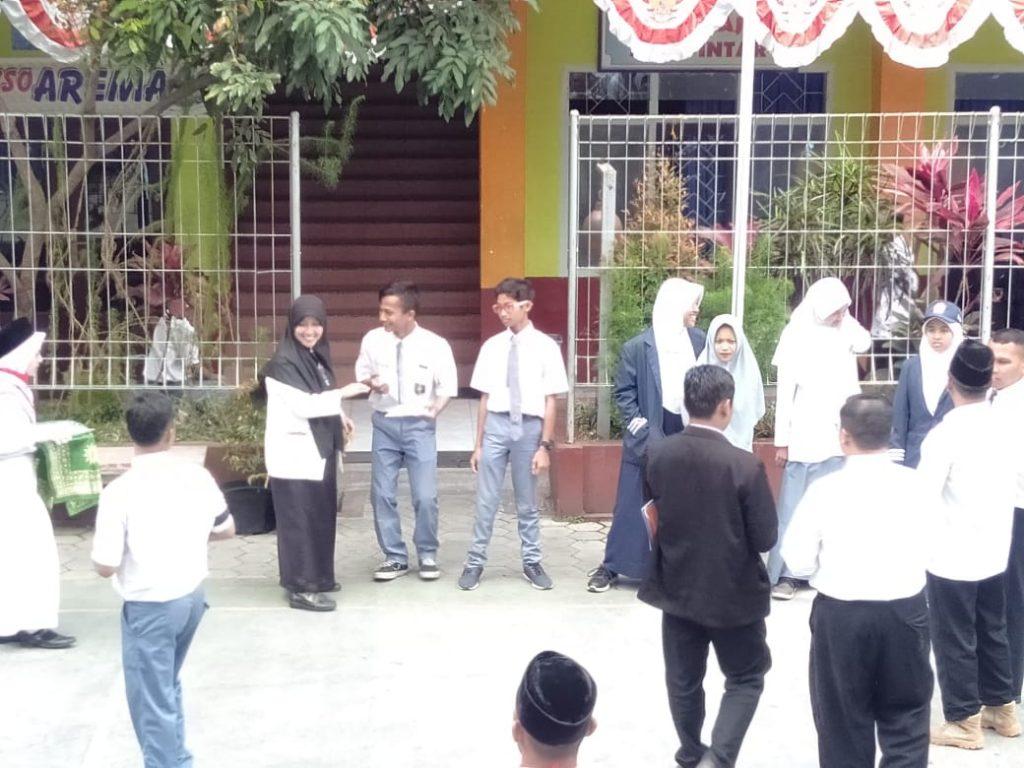HUT RI 74 Budiono Pesan Siswa Perguruan Tlogomas Harus Punya Karakter Dispilin-Jujur 2