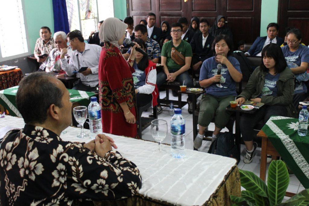 Pada Tamu Taiwan Budiono Jelaskan Sekolah Muhammadiyah di Kota Malang 1