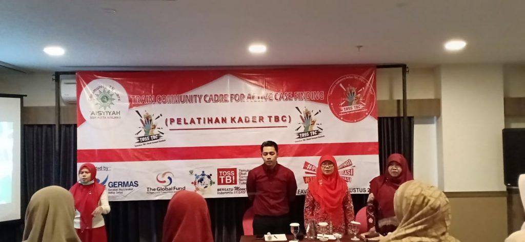 TB Care Aisyiyah Gelar Training Kader 2