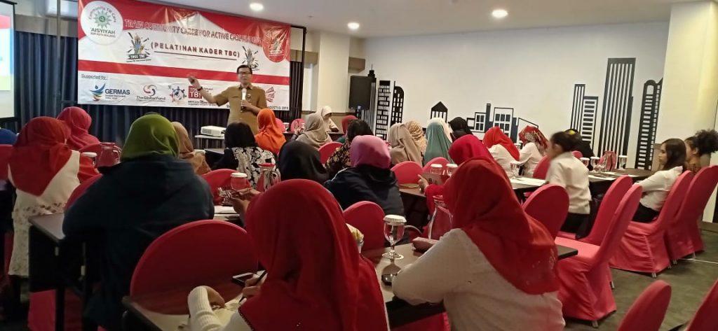 TB Care Aisyiyah Gelar Training Kader 1