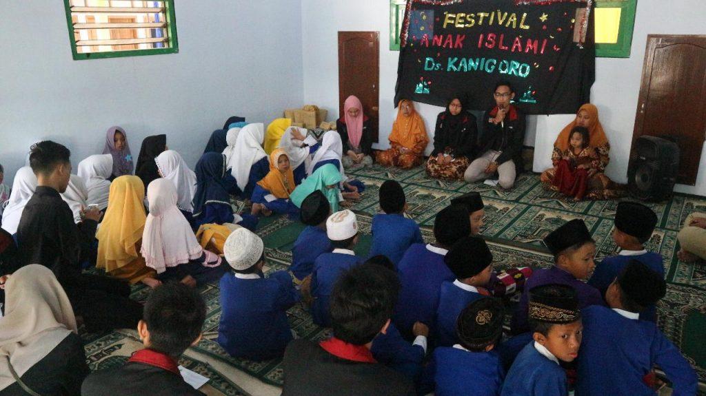 KKN 39 UMM Kembangkan TPQ Warga Desa Kanigoro 2