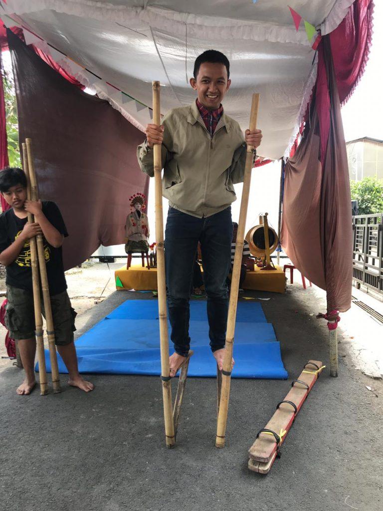 Eunoia PR UMM Perkuat Eksistensi Kampung Seni Janti 2