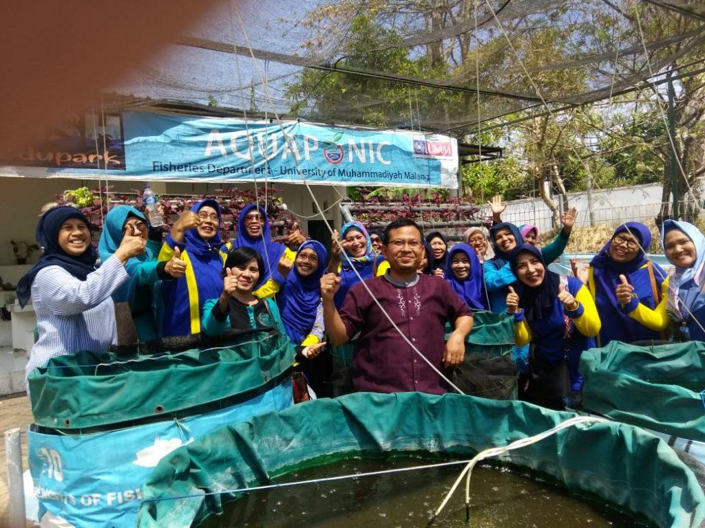 Kunjungi Edu Park FPP UMM, KWT Lesanpuro Terpikat Fasilitas Wisata Bidang Pertanian-Peternakan 3