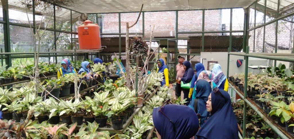 Kunjungi Edu Park FPP UMM, KWT Lesanpuro Terpikat Fasilitas Wisata Bidang Pertanian-Peternakan 1