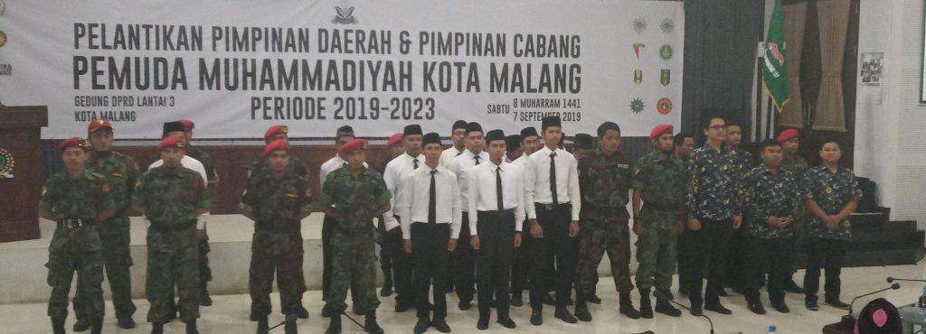 Usai Pelantikan Pengurus Pemuda Muhammadiyah, Agenda Raker Program Kerja 1