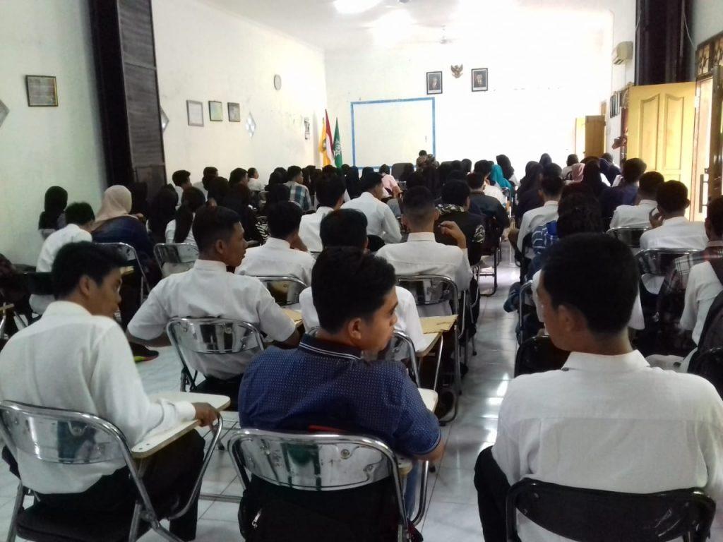 Lagi, Siswa SMK Muhammadiyah 1 Kota Malang, Jalani Tes Masuk Karyawan PT Indomarco 1