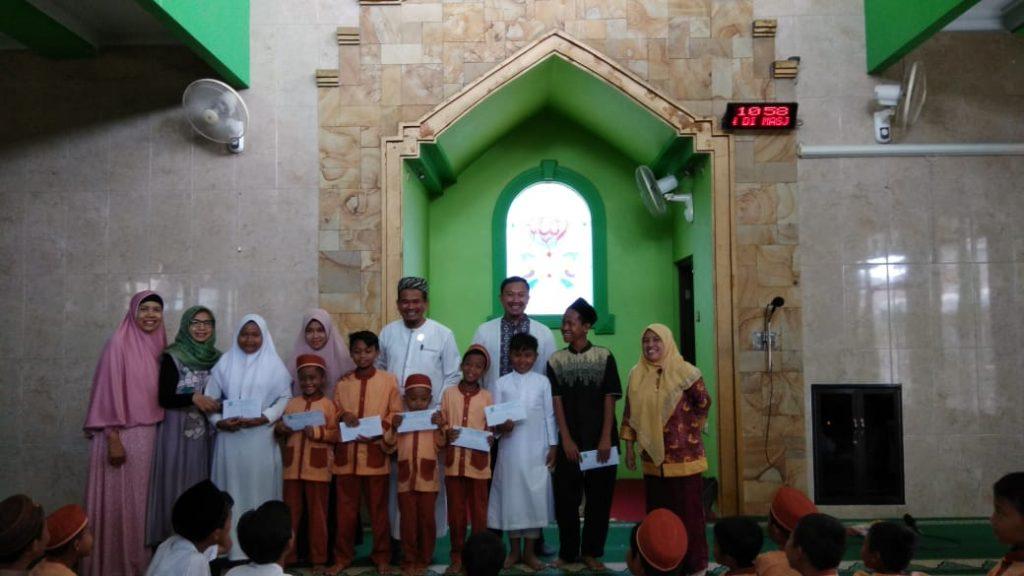 Sambut 1 Muharam 1441 Hijriah SD Mulia Santuni Dhuafa-Syiar Sejarah 2