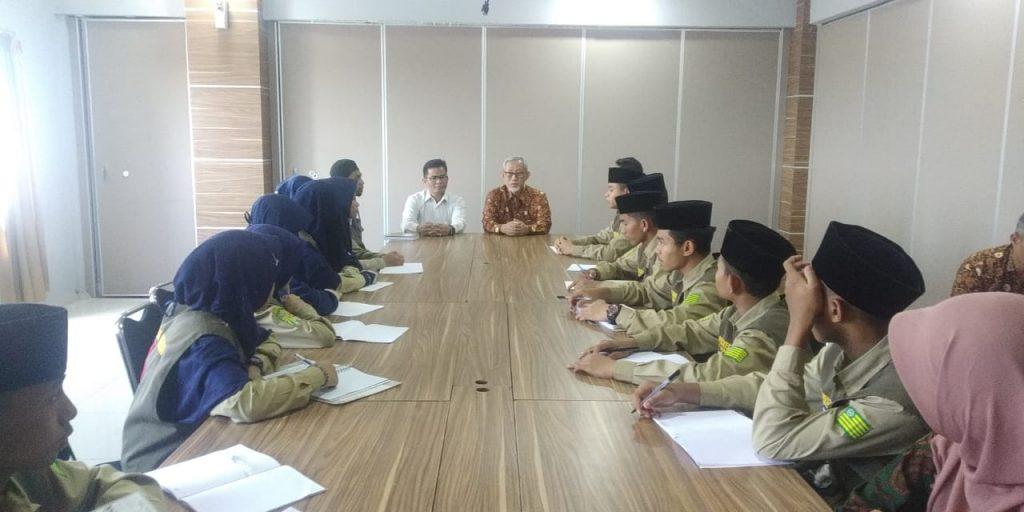 Wakili Kota Malang Ke Jatim, Poskestren Al Munawarah Teken MoU Dengan RSIA Malang 1