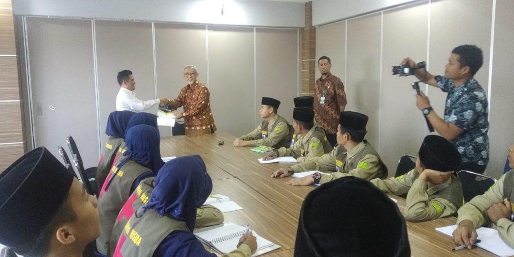 Wakili Kota Malang Ke Jatim, Poskestren Al Munawarah Teken MoU Dengan RSIA Malang 2