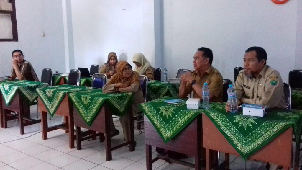 Sebagai Sekolah Imbas, SMA Muhammadiyah 1 Mempunyai Dua Sekolah Mitra Binaan 1
