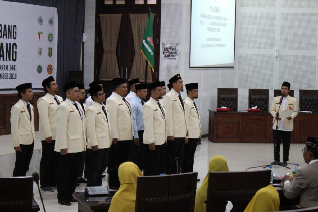 Dikky Minta Pemuda Muhammadiyah Selalu Ingat QS Al 'Ahsr 1