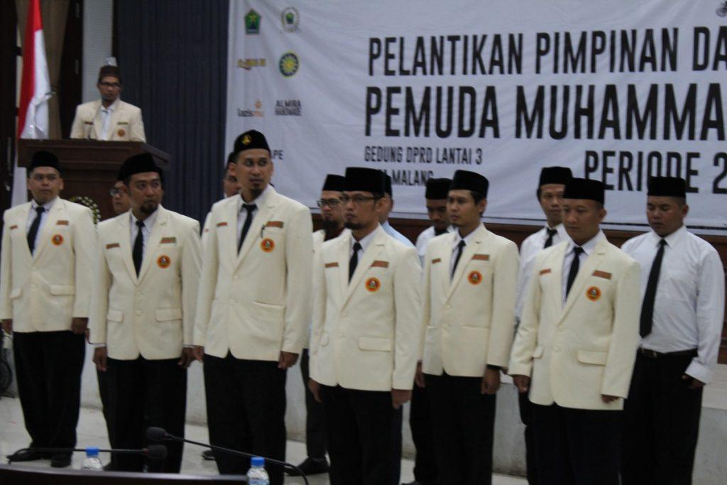 Dikky Minta Pemuda Muhammadiyah Selalu Ingat QS Al 'Ahsr 2