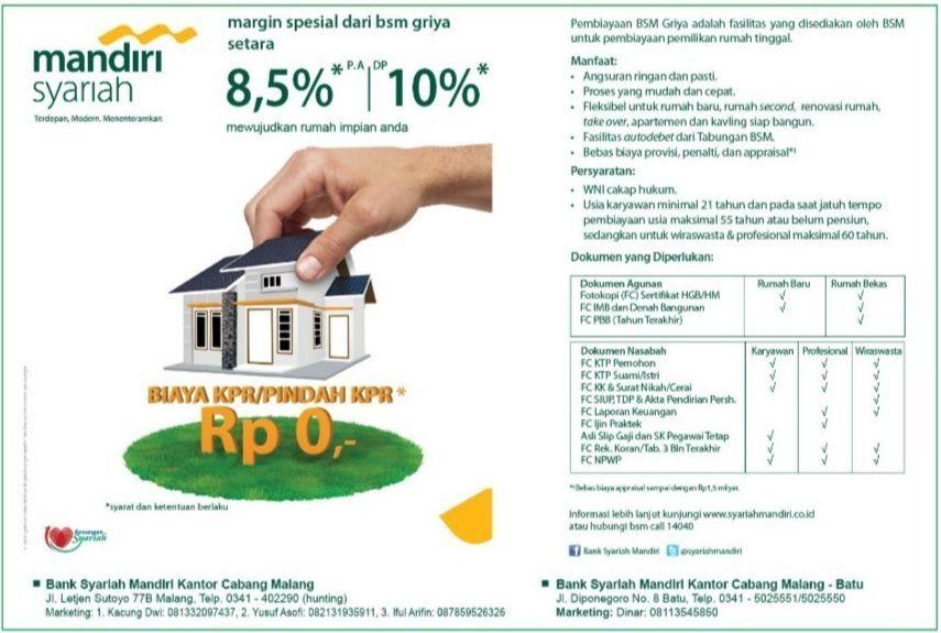 Iklan Bank Syariah Mandiri
