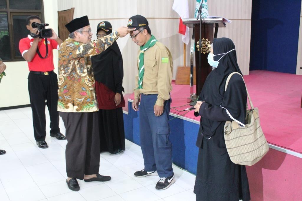 Silaturahim Bersama Angkatan Muda Muhammadiyah, Danrem Zainuddin Bagi-Bagi Hadiah 2