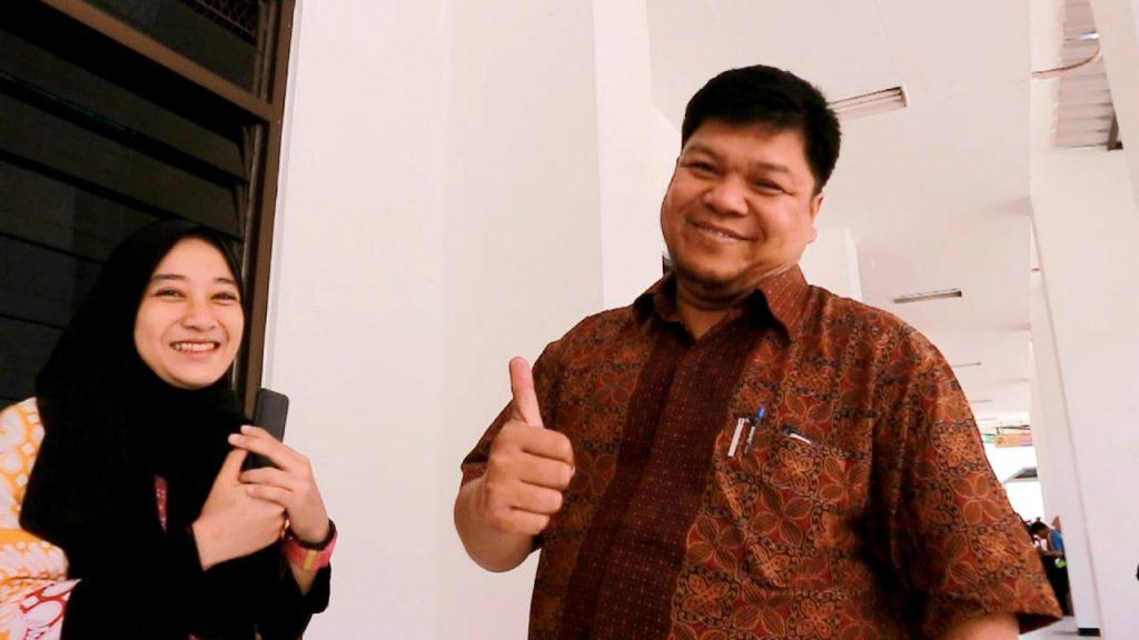 Hari Batik Nasional, Dekan Fikes UMM Ajak Mahasiswa Syiar Batik Muhammadiyah 3
