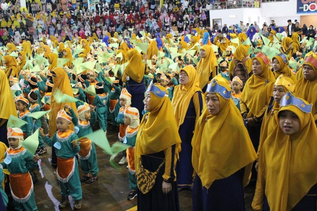 PDA Kota Malang Gelar 'Aisyiyah Award Guru-Kepala Sekolah ABA 1