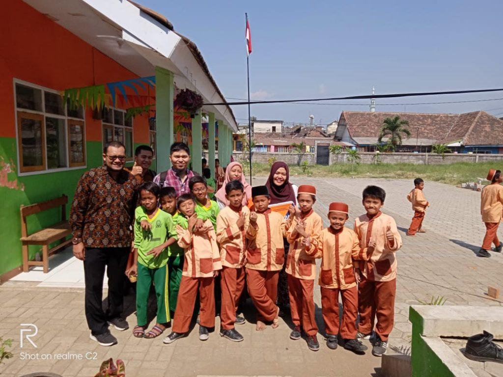 FK UB-Puskesmas Janti, Sosialisasi Bahaya Nyamuk Pada Siswa SD Muhammadiyah 5 Kota Malang 2