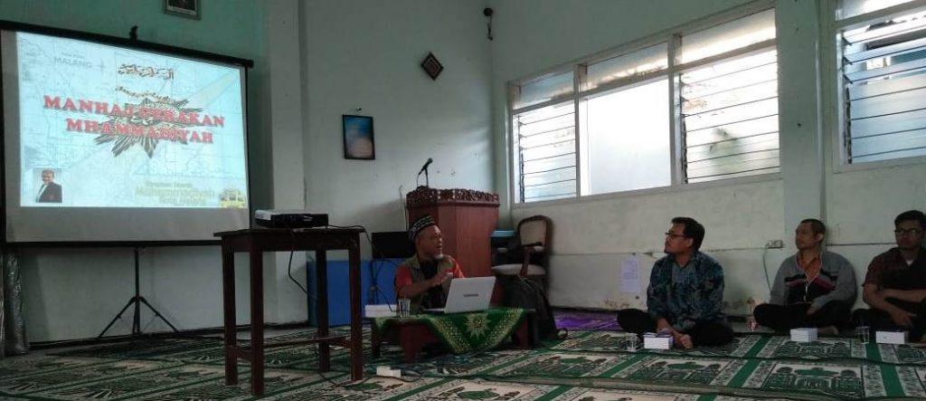 Hadirkan Muballigh Senior, SMA Muhammadiyah 1 Gelar Taklim Tematik Manhaj Muhammadiyah 2