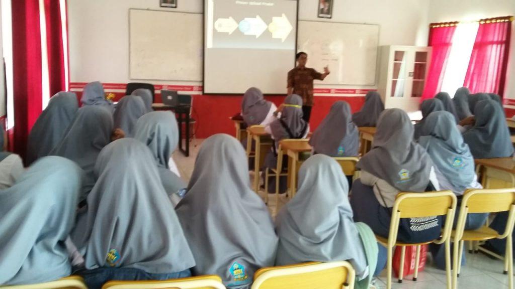 Perkuat Kelas Kewirausahaan Siswa SMK Muhammadiyah 2 Kota Malang Fokus Digital Marketing 2