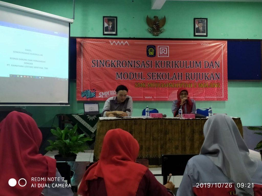 Gebrakan Baru SMK Muda, Inovasi Pendidikan Industri Melalui Kurikulum Implementatif 1