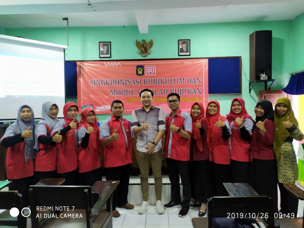 Gebrakan Baru SMK Muda, Inovasi Pendidikan Industri Melalui Kurikulum Implementatif 2