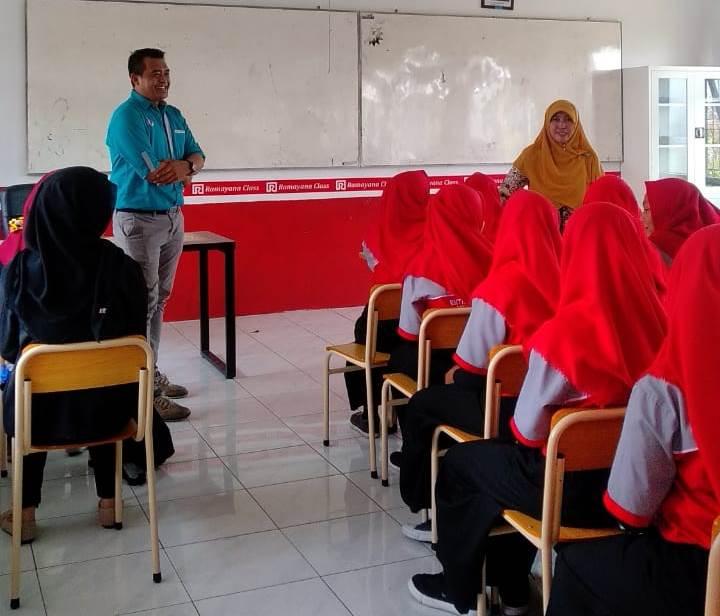 Kelas BDP SMKM 2 Undang Ahli Marketing Online, Motivasi Siswa Sebagai Juragan Muda 2