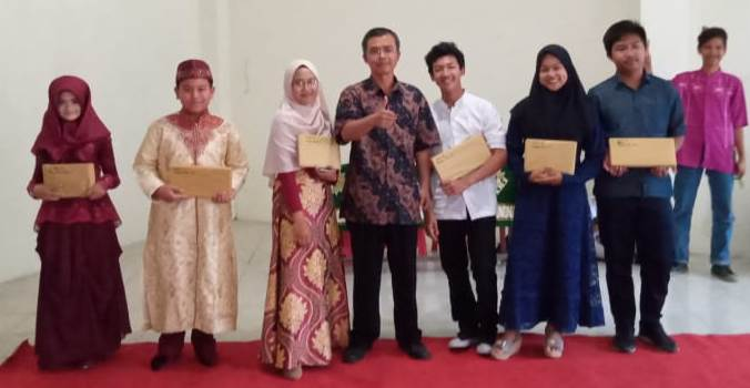 Buka Program Kelas Tahfidz, SMP Muhasa Kota Malang Bentuk Karakter Siswa Unggul Akademik-Spiritual 1