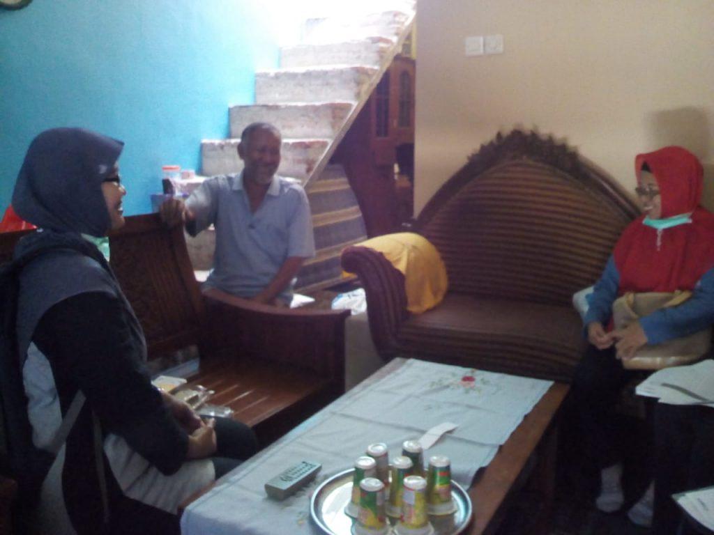 Dua Hari, Jum'at-Sabtu Kader TB Care Aisyiyah Aksi Ketuk Pintu 1