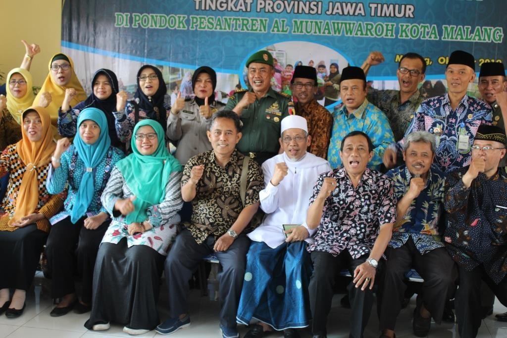 Poskestren Munawarah Juara 3 Jatim, Pengurus Sampaikan Terima Kasih Semua Pihak Terkait 1