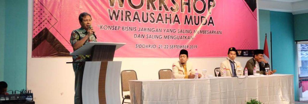 Pemuda Muhammadiyah Malangraya-PWPM Jatim Gelar Workshop Coaching Wirausaha 15 Jam 1