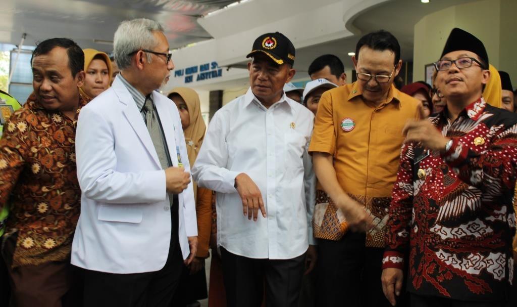 Sutiaji Segera Terbitkan  Izin Pembangunan Jembatan Penghubung RSI Aisyiyah 1