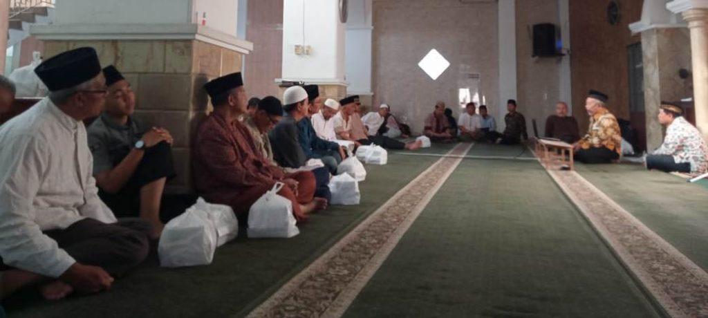 Ustadz Ahcdiat Agus Paparkan Hidup Sehat Ala Nabi 2