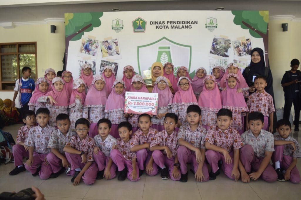 Lagi, SDM 8 KH Mas Mansyur Raih Juara Green School Festival 1