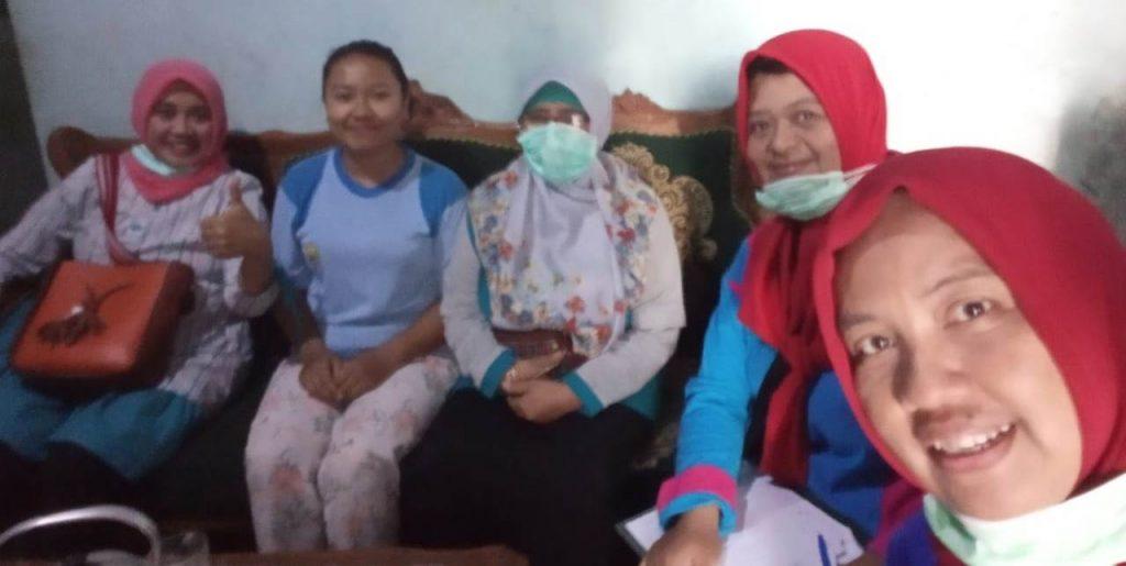 Tim SSR TB Care Aisyiyah Aksi Ketuk Pintu Wilayah Dinoyo 2