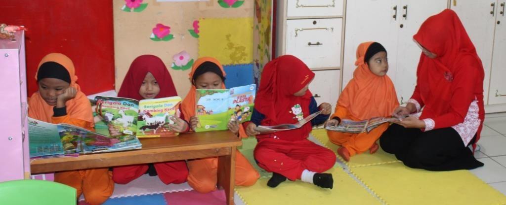 Sehari Literasi Telling Story, Siswa ABA 17 Raih Empat Manfaat 1