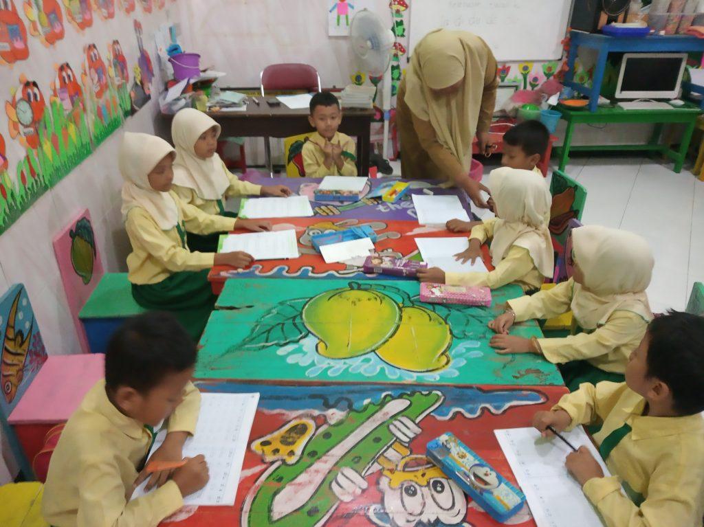 Bermain Sekaligus Belajar TK ABA 7 Kota Malang Siapkan Generasi Sains 2