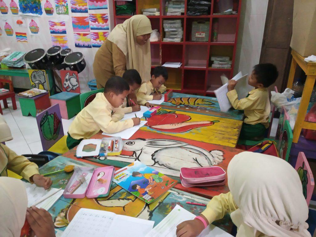 Bermain Sekaligus Belajar TK ABA 7 Kota Malang Siapkan Generasi Sains 1