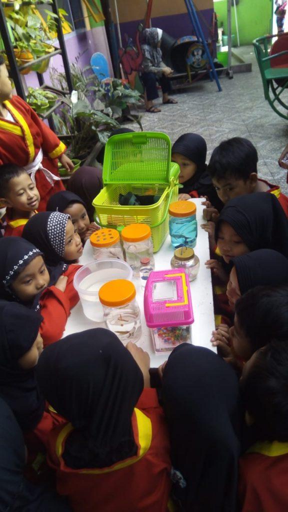 Kenalkan Mahluk Ciptakan Allah, Siswa ABA 09 Kota Malang Bawa Hewan Peliharaan 2