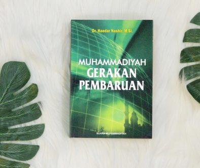 buku baru muhammadiyah