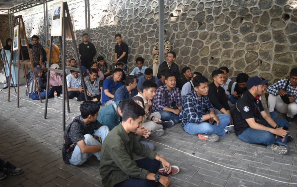 Mahasiswa Prodi Kehutanan UMM Gelar Karya  Bertajuk Eco Tourism 3