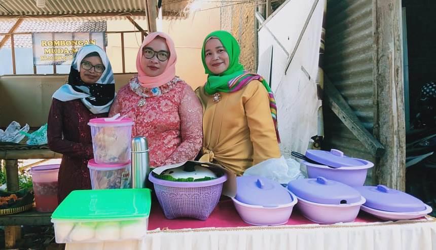 Lomba Mewarna-Festival Makanan Tradisional, Semarak Hari Anak Sabaro 2
