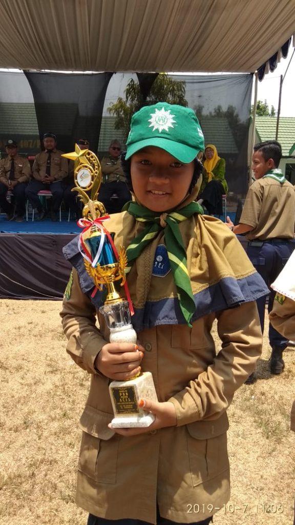 SD Aisyiyah Dinoyo, Satukan Kepanduan Hizbul Wathan dan Pramuka 1