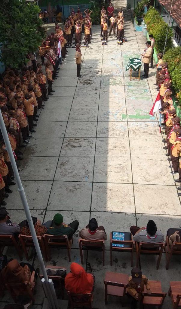 SD Aisyiyah Dinoyo, Satukan Kepanduan Hizbul Wathan dan Pramuka 2