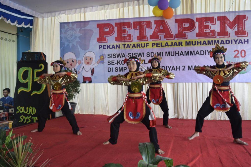 SDM 8 KH Mas Mansyur Borong 14 Thropy Petapem 1