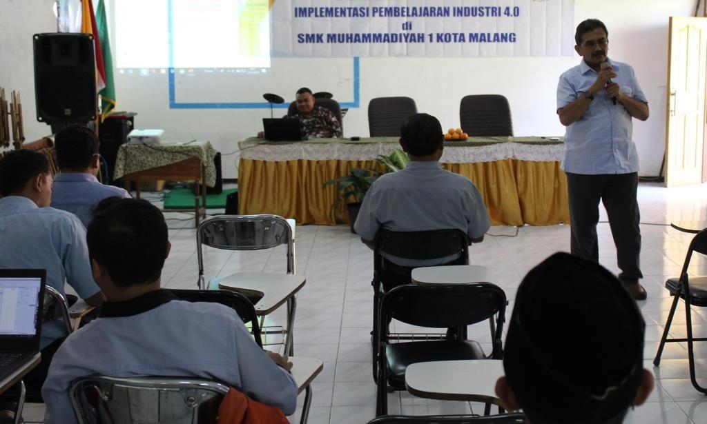 Puluhan Guru SMK Ikut E-Learning Kurikulum Industri 1